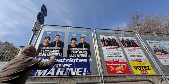 « Le FN, premier parti de France », martèlent ses partisans. « Faux », répondent ses détracteurs qui, de l'UMP à Europe Ecologie-Les Verts en passant par le Front de gauche