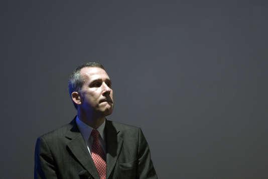 Olivier Zarrouati, le président du directoire de Zodiac.