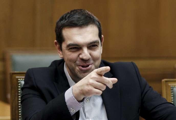 « Il est temps que chacun décide de qui il veut soutenir - la Grèce ou pas - et qu'il le dise haut et fort », affirme le gouvernement d'Alexis Tsipras.