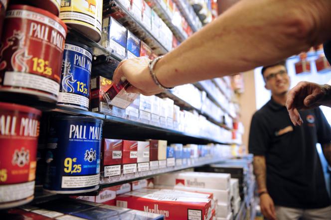 Le paquet neutre ne donne pas envie d'être acheté par les adolescents et ne leur donne pas envie de commencer à fumer.