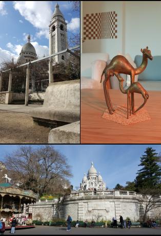 Quelques exemples de photos prises avec le Galaxy S6.