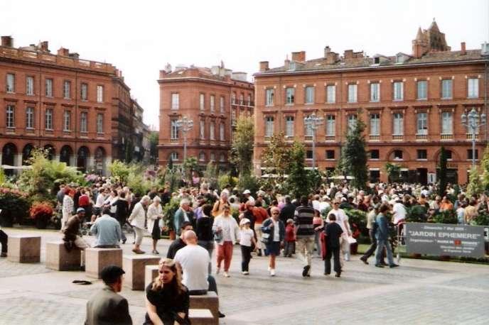 Dans le quartier du Capitole, les logements ne se vendent pas à moins de 3500 euros le m2.