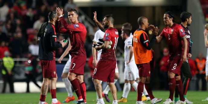 Le Portugal a battu la Serbie dimanche (2-1).