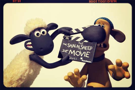 Shaun le mouton.