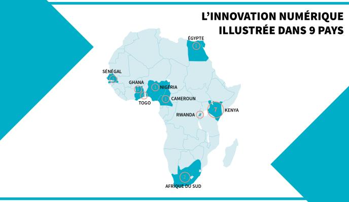 Que ce soit dans l'agriculture, le commerce, l'informatique, l'éducation ou la santé, des initiatives fleurissent aux quatre coins du continent.
