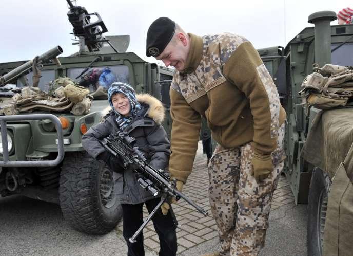 Depuis le début de la crise ukrainienne, Washington multiplie les signaux rassurants envers son allié.
