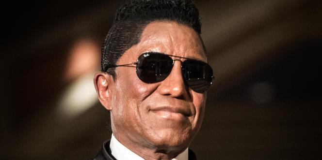 Jermaine Jackson, le frère aîné du roi de la pop, le 25 mars 2015, à Macao.