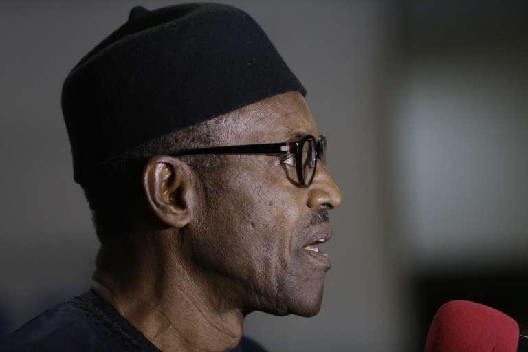 Le président nigérian, Muhammadu Buhari, s'est engagé à lutter contre la corruption.
