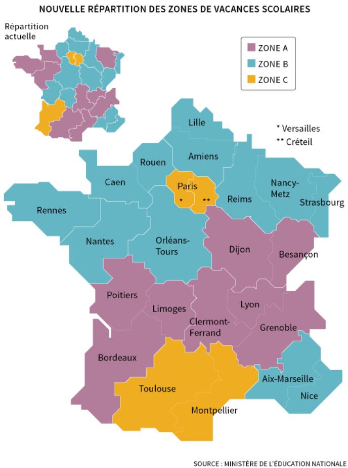Calendrier Scolaire France.Dates Des Vacances Scolaires 2018 2019 Decouvrez Le