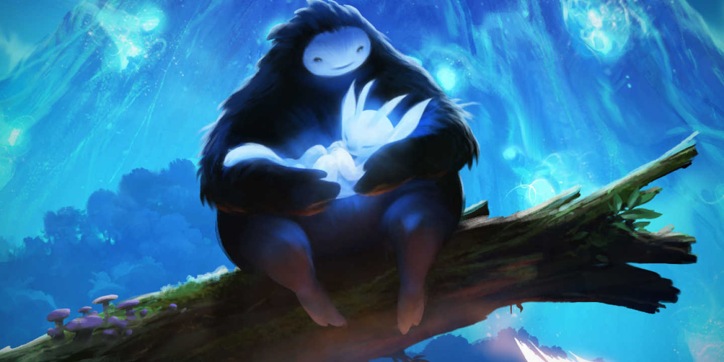 Artwork d'Ori & The Blind Forest