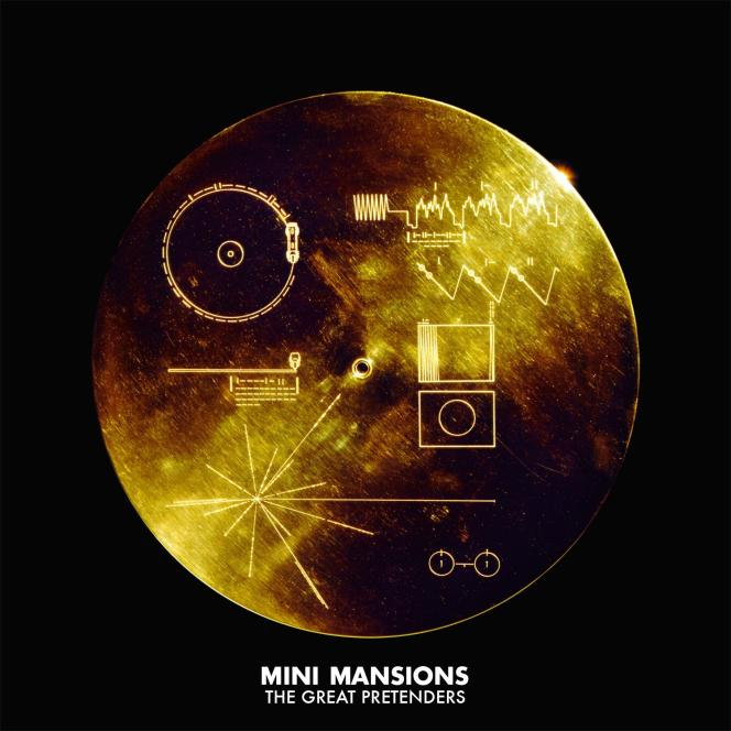 Pochette de l'album « The Great Pretenders », de Mini Mansions.