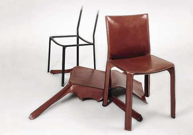 La chaise CAB.
