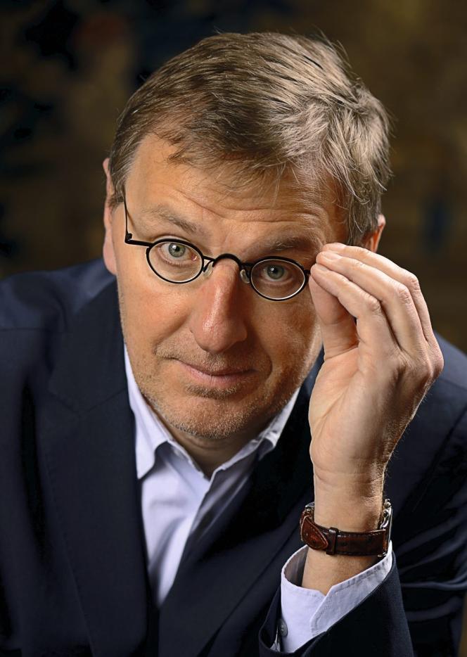 Grégoire Delacourt.