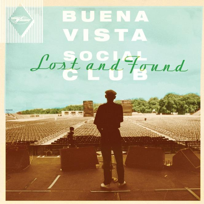 Pochette de l'album « Lost and Found », du Buena Vista Social Club.