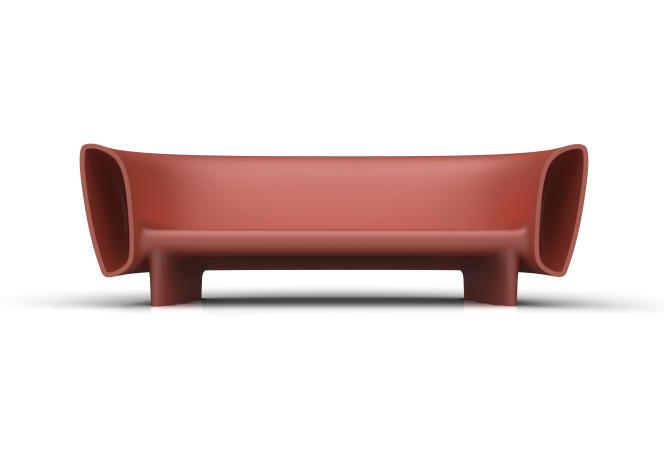 Sofa d'extérieur Bum Bum par Eugeni Quittlet pour Vondom