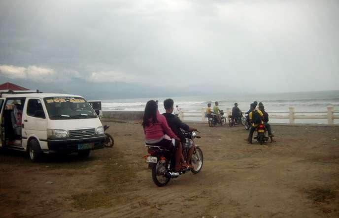 Le typhon Maysak a été rétrogradé en dépression tropicale dimanche5avril en touchant les côtes philippines.