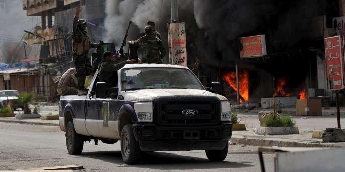 Le premier ministre irakien, Haider Al-Abadi, a ordonné aux forces déployées à Tikrit de faire cesser les actes de «vandalisme» dans la ville.