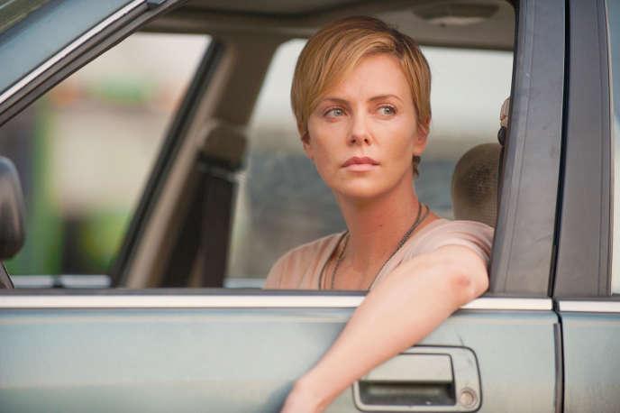 Charlize Theron dans le film américain et français de Gilles Paquet-Brenner,