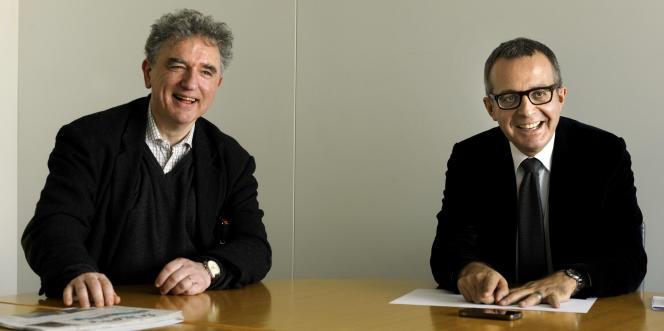 Qu'est-ce qui justifie, aujourd'hui, une revue littéraire ? Michel Crépu (photo, à gauche), qui a quitté « La Revue des deux mondes » pour « La NRF », et Charles Dantzig (à droite), à la tête de la nouvelle née « Le Courage », répondent.