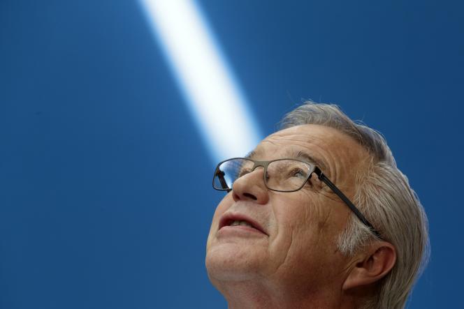 François Rebsamen, en avril 2015.