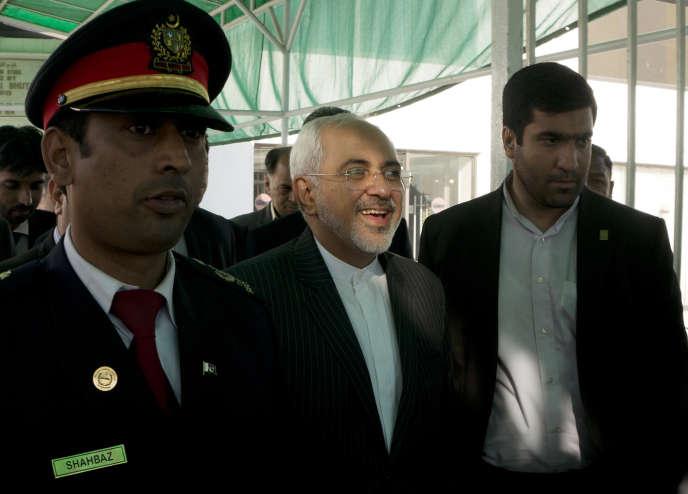 Mohammad Javad Zarif, le 9 avril à Islamabad.
