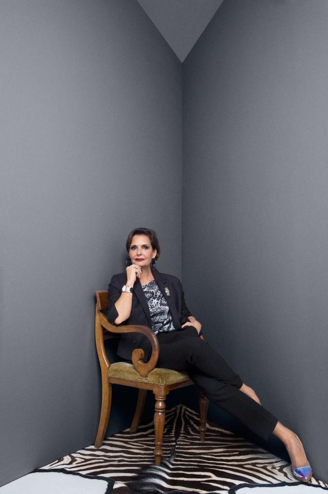 Loin de la mode industrielle, Maria Luisa entretenait avant tout des relations humaines avec les créateurs.