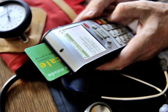 Le tiers payant généralisé doit permettre aux patients de ne plus avancer de frais lors des consultations.
