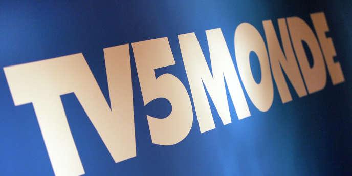 Le logo de TV5 Monde.