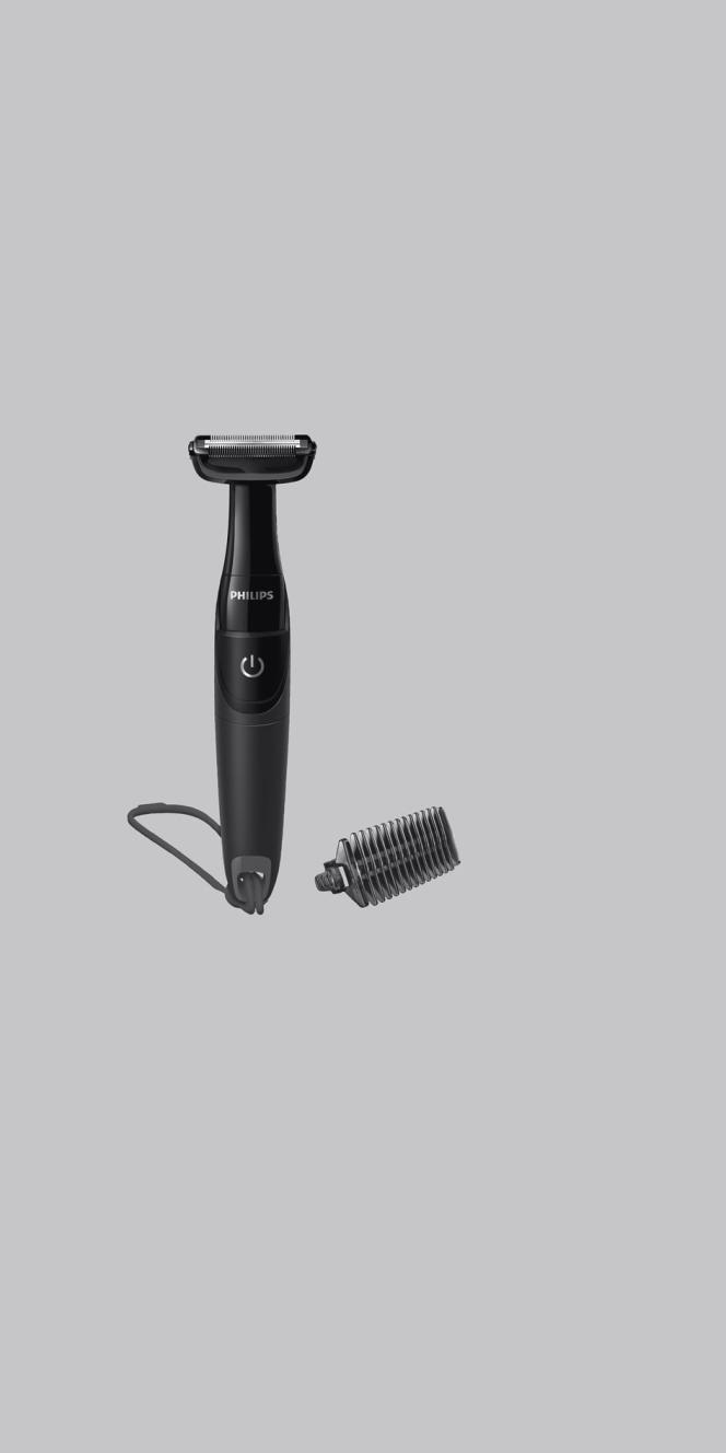 Tondeuse Corps, Philips, 25 €, www.philips-shop.fr.