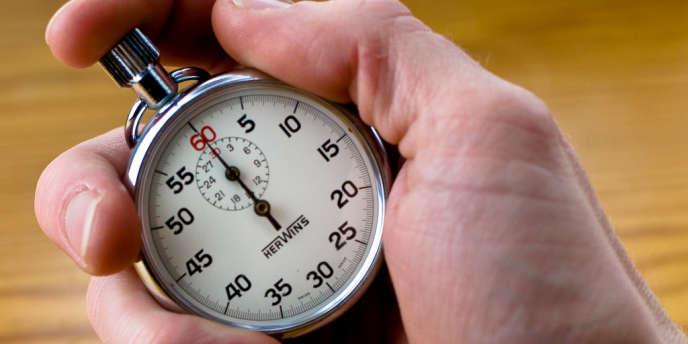 60 minutes par jour, c'est le temps idéal de travail