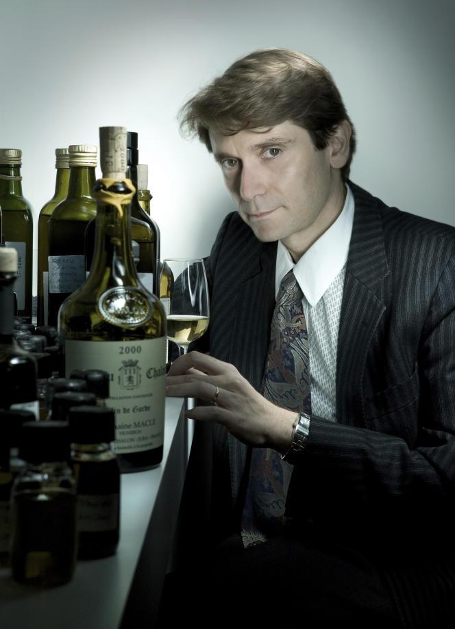 """De son ami Eric Verdier,  le chef Alain Passart, de l'Arpège,  dit : """"C'est le miracle d'Alain, cette recherche formidable de la pureté du produit, de la saveur authentique."""""""