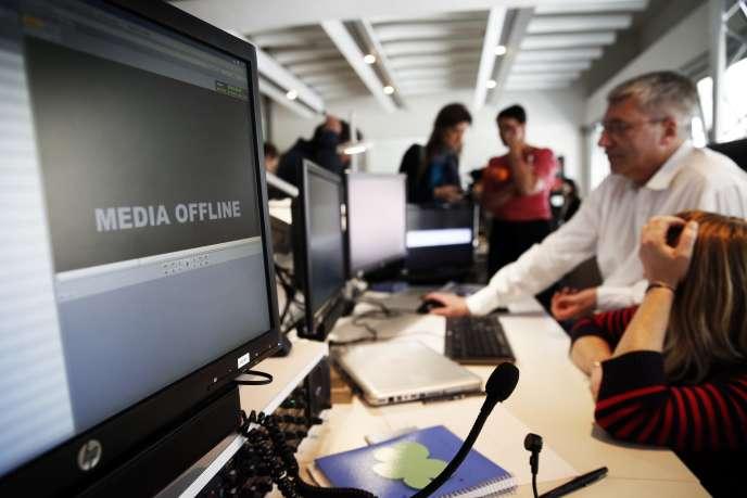 L'enquête sur le piratage de TV5 Monde s'oriente vers la piste russe.