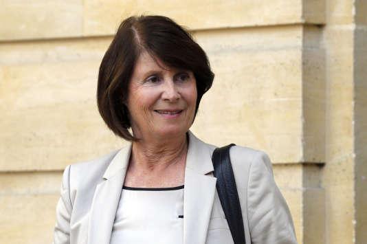 Christine Lazerges, le 24 septembre 2012.