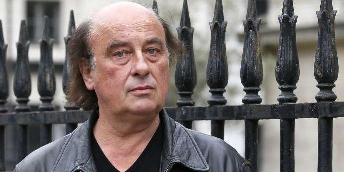 Alain Pojolat, le 7 octobre à Paris.