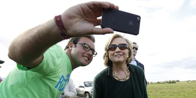 En se déclarant dimanche, Hillary Clinton sera la première candidate pour le camp démocrate, à se présenter à l'élection visant à élire, le 8 novembre 2016, le 58e président des Etats-Unis.