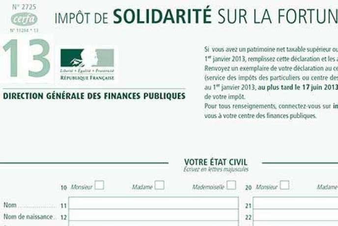 Si le régime LMP est intéressant en ce qui concerne l'impôt sur le revenu, trop de particuliers pensent qu'il leur permettra, en plus, d'échapper à l'impôt de solidarité sur la fortune (ISF).