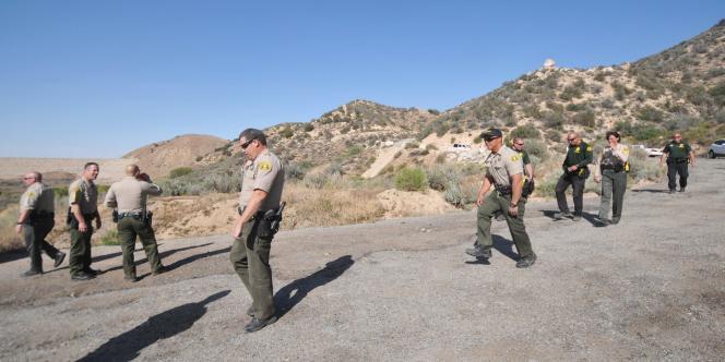 Le bureau du shérif de San Bernardino fait l'objet de plusieurs plaintes pour usage excessif de la force.