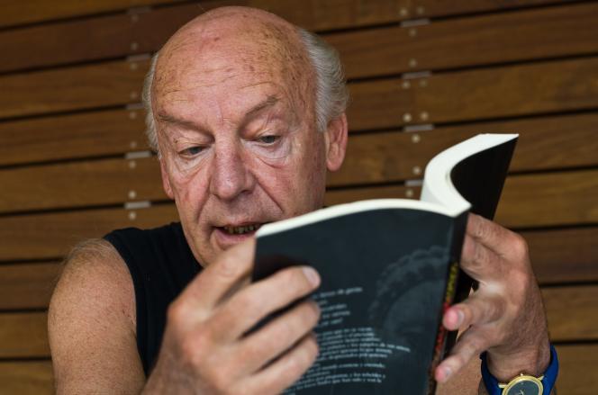 Eduardo Galeano, en avril 2009.