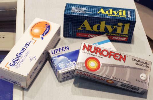 Anti-inflammatoire non stéroïdien le plus utilisé en France, l'ibuprofène permet de soulager les maux de tête, la fièvre ou les douleurs.