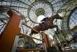 Le Grand Palais est le théâtre du Saut Hermès à Paris.