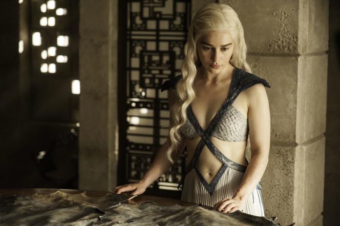 Daenerys Targaryen (Emilia Clarke) dans