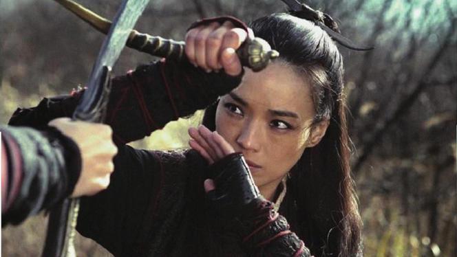 Shu Qi dans le film chinois de Hou Hsiao-hsien,