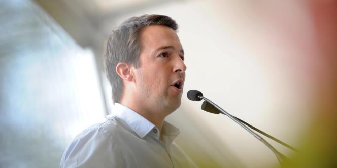 Guillaume Peltier a été mis en examen pour «favoritisme» dans l'attribution de marchés publics à Menton.