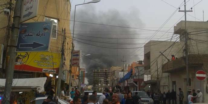 Attentat près du consulat à Ainkawa, ville proche d'Erbil, au Kurdistan irakien.