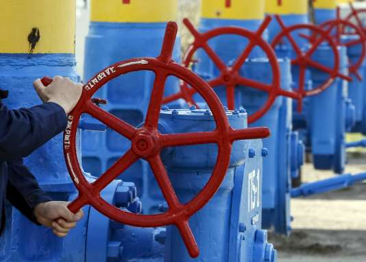 Moscou et Kiev étaient engagées dans un bras de fer sur le prix du gaz depuis l'arrivée au pouvoir de pro-Occidentaux en Ukraine début 2014.