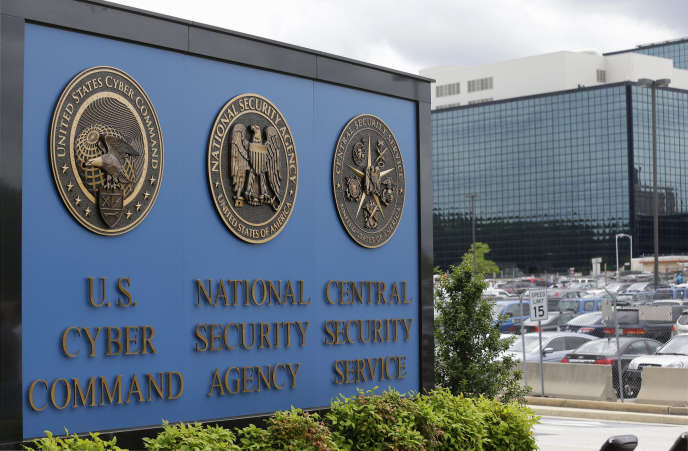 Siège de la NSA à Fort Meade, dans le Maryland, le 6 juin 2013.