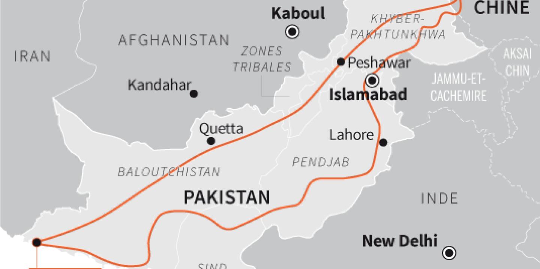 """« Entre la Chine et le Pakistan, la """"route de la soie"""" est devenue un corridor de la dette »"""