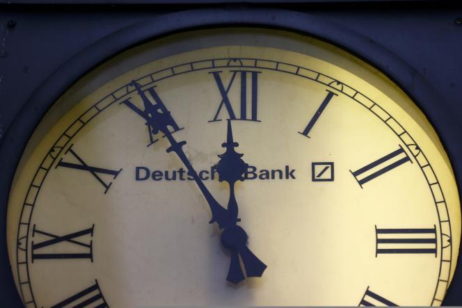 Deutsche Bank va payer une amende de 2,17 milliards de dollars aux autorités américaines.