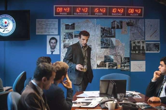 Pour le CNC, la série« Le Bureau des légendes», avec l'acteur Mathieu Kassovitz, est un modèle de fiction française exportable à l'étranger.