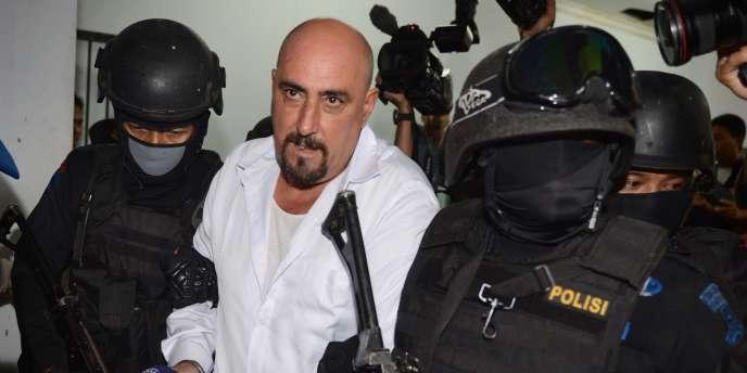 Serge Atlaoui a vu son ultime recours rejeté par la Cour suprême indonésienne.